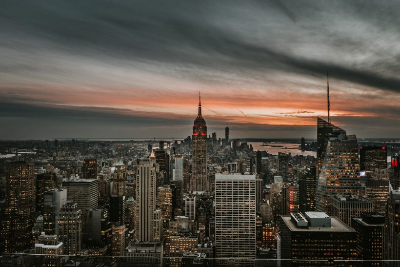 """New York City"" photo by Jörg Schubert (some rights reserved)"