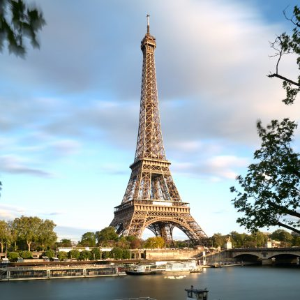 """""""Eiffel Tower"""" photo by Pedro Szekely (some rights reserved)"""