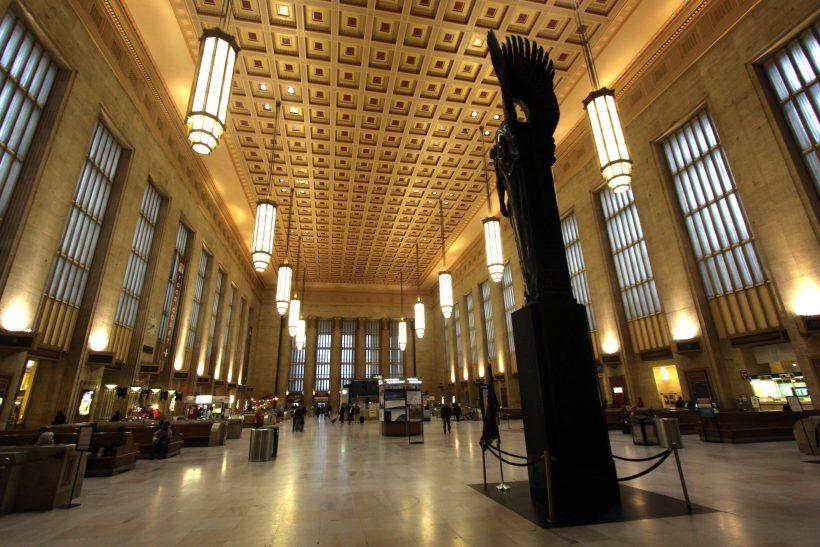 """Philadelphia 30th Street Station"" photo by Dan Gaken"