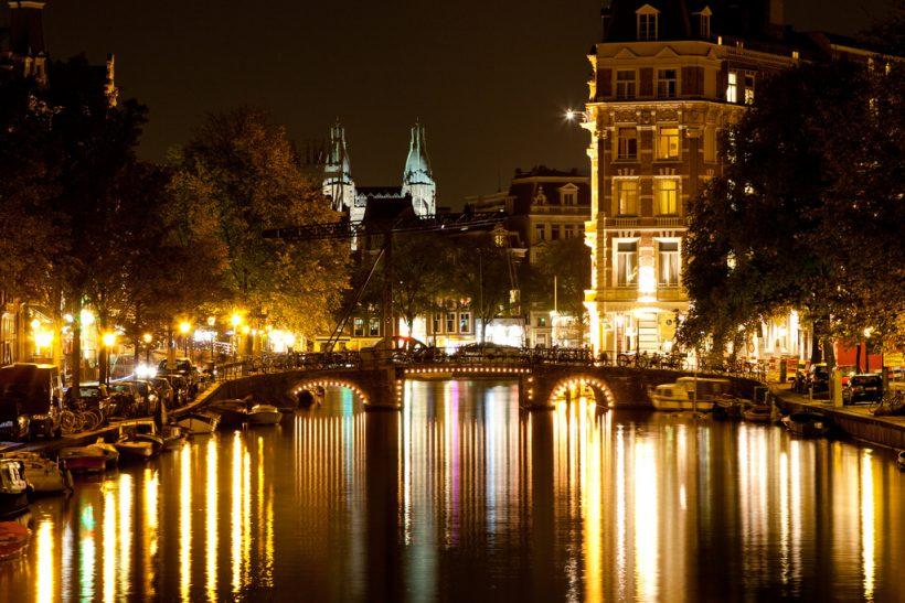 """Amsterdam."" photo by Andreas Dantz"