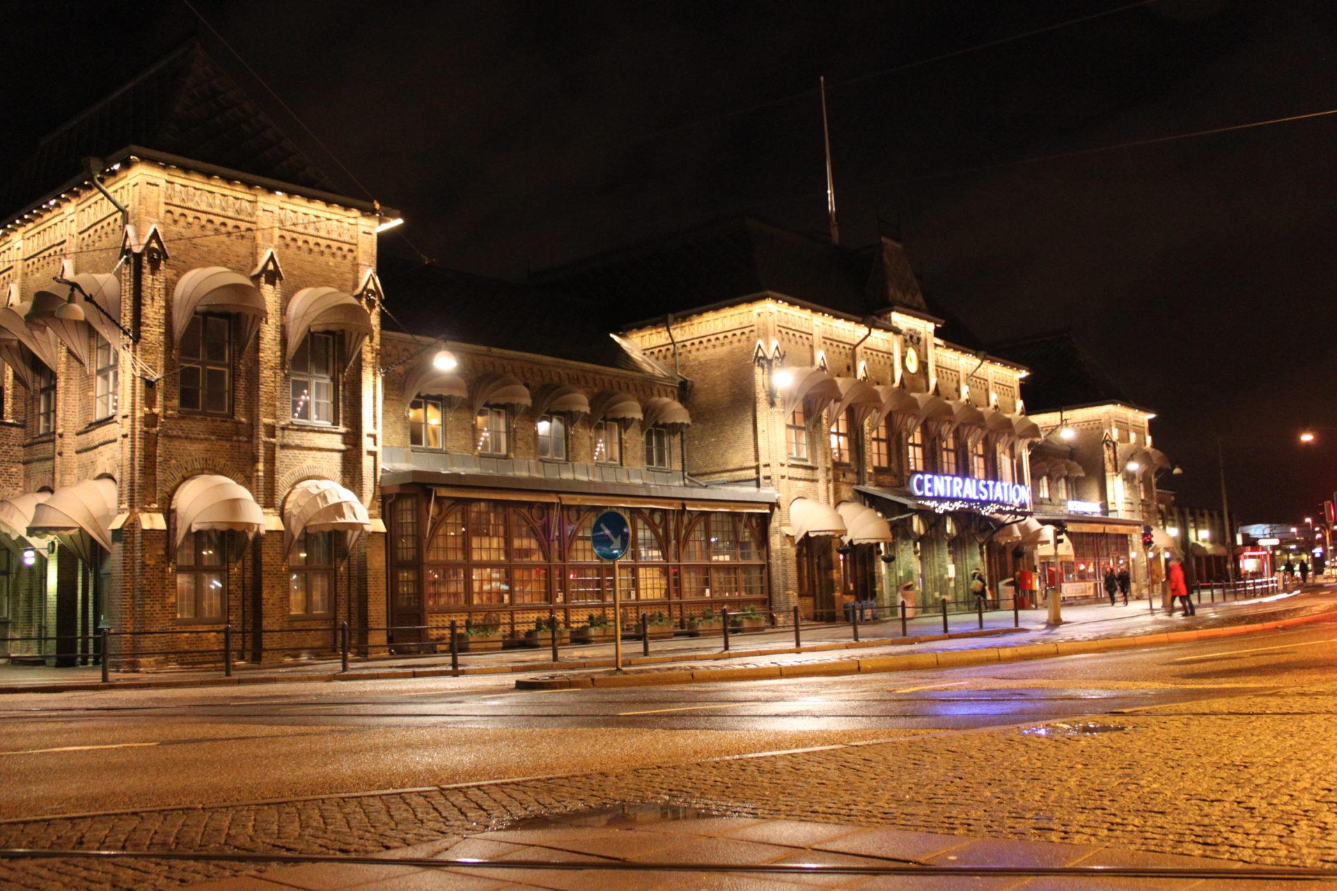 """Central Station"" photo by Ferenec Nasztanovics"