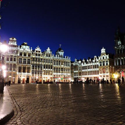 """Grand Place, Brussels"" photo by Dimitris Kamaras (some rights reserved)"