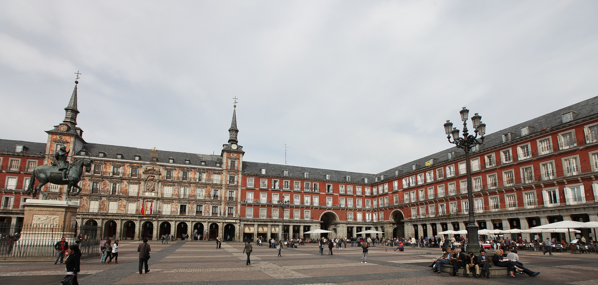 """""""Madrid, Spain"""" photo by Rick Ligthelm of TravelMag (some rights reserved)"""
