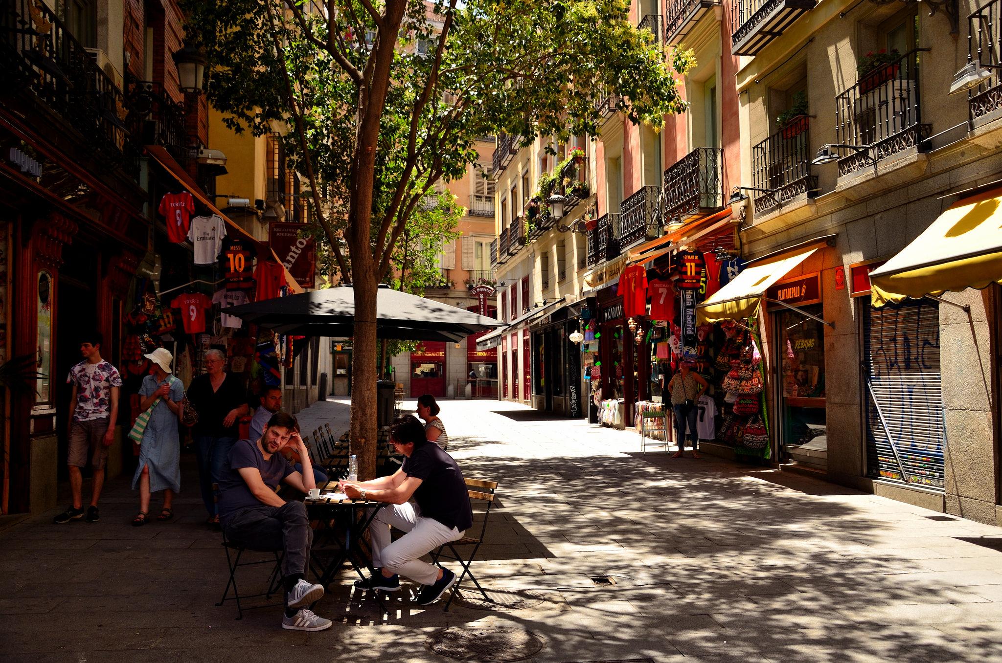 """Madrid"" photo by Massimo Frasson"