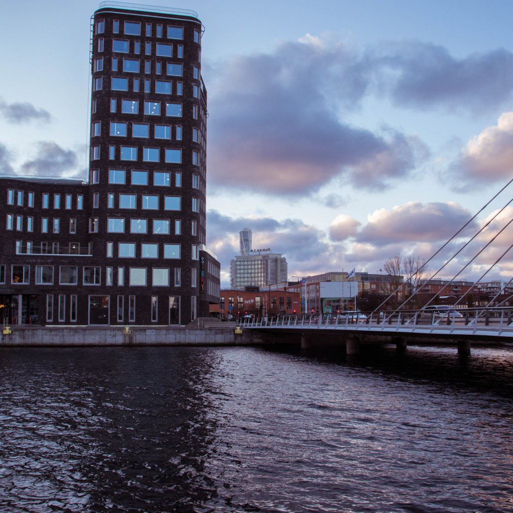 """Malmö city"" photo by Maria Eklind (some rights reserved)"