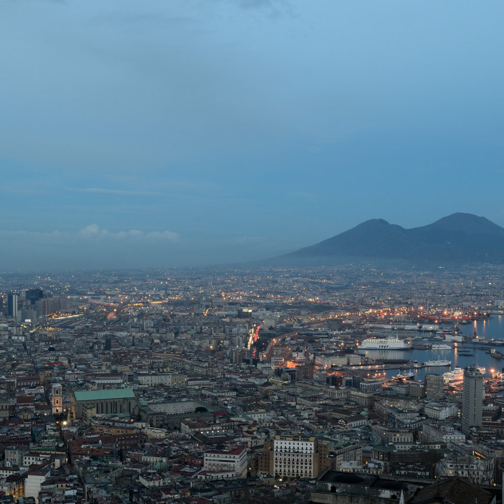 """Naples, Italy"" photo by Rosino (some rights reserved)"