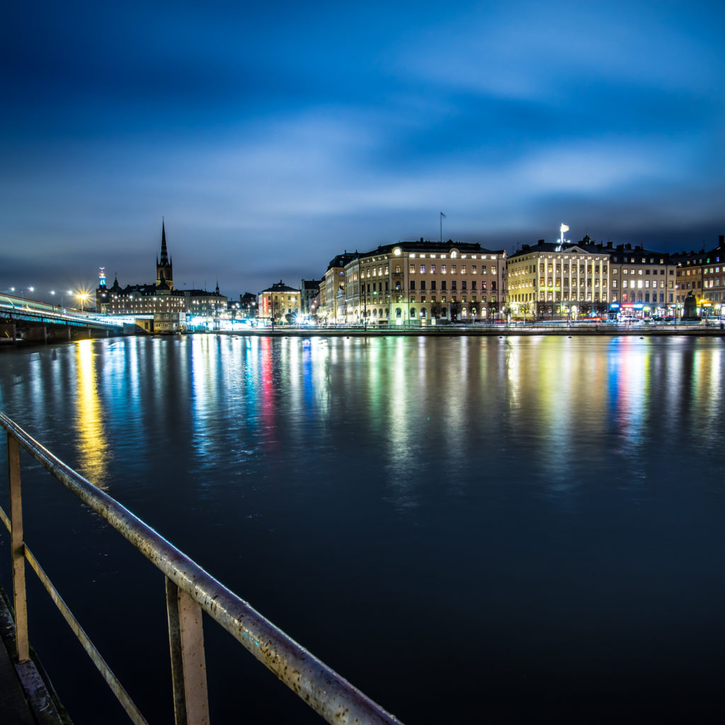 """Stockholm skyline"" photo by Giuseppe Milo www.Pixael.com (some rights reserved)"