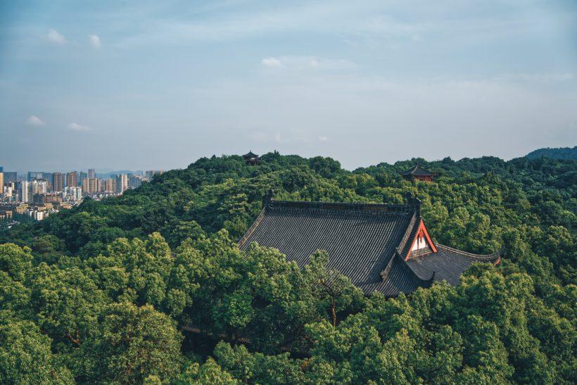 View of Hangzhou by Wayne Linn